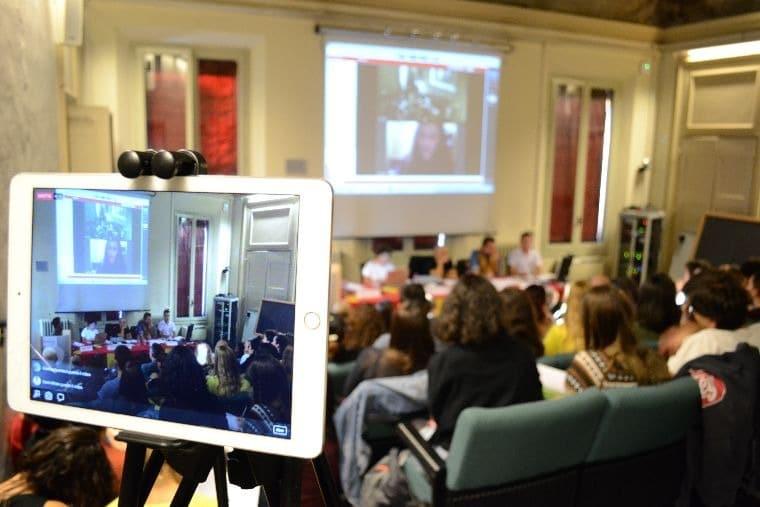 """Seminario di Formazione """"Media e migrazioni: analizzare i linguaggi e trovare nuove narrazioni"""""""