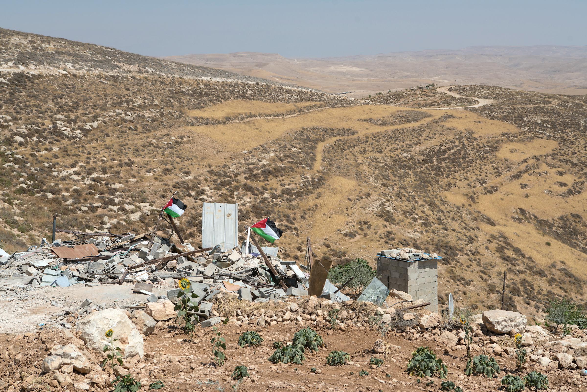 Terra e diritti in Palestina